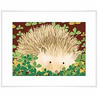 Wall Art - Henry the Hedgehog 21x17