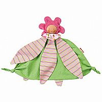 In The Garden Towel Doll Flower
