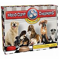 Madd Capp Checkers - Dog