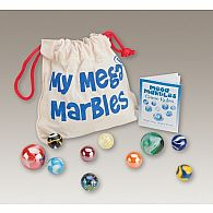 My Mega Marbles with Pouch