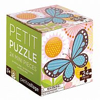 24 pc Petit Puzzle - Butterfly