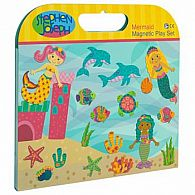 Magnetic Play Set, Mermaid