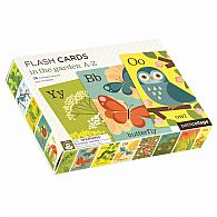Flash Cards - In the Garden A-Z