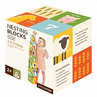 Nesting Blocks - Farm 1,2,3