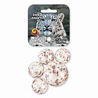 Marble Set - Snow Leopard