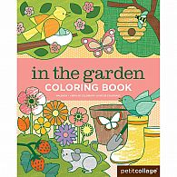 Coloring Book - In The Garden