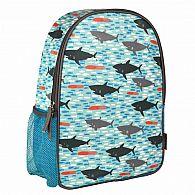 Eco-Friendly Backpack - Sharks