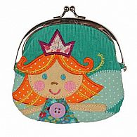 Coin Purse Kiss Lock, Fairy