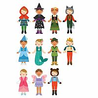 Magnetic Dress-up - Fairy Tale