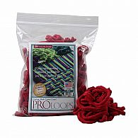 Cotton Loops Pro - Red
