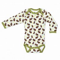 Snow Bear Long Sleeve 3-6mo