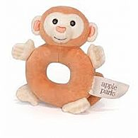Teething Rattle - Monkey
