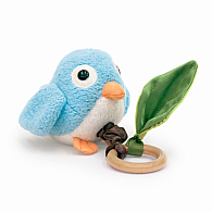 Teething Toy - Blue Birdie