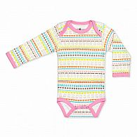 Fair Isle Long Sleeve 6-9mo