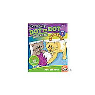 Extreme Dot to Dot: Stickers Book 4