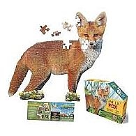 Madd Capp Puzzle - I Am Lil Fox