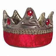 King Crown, Red