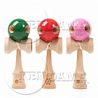 Tribute Kendama 5 Hole Red