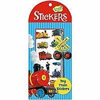 Stickers Toy Train