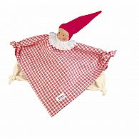 Waldorf Towel Doll Red