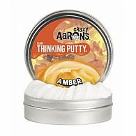 Amber Glow Thinking Putty