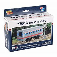 Amtrak 136 Piece Construction Toy