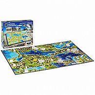 Ancient Greece 600-pc Puzzle