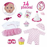 Birthday Baby Gift Set