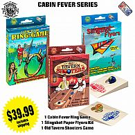 Cabin Fever Drop Ship Package