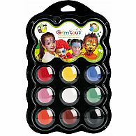 Face Painting Pallet - Carnival