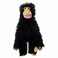 Chimp with Banana Puppet