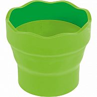 Clic&Go Collapsible Water Cup-Green