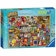 1000pc The Craft Cupboard