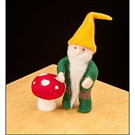 Needle Felting Kit Gnome