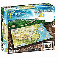 600 pc Imperial China Puzzle