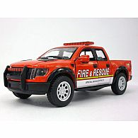 Ford Fire Rescue Pickup F-150 Raptor