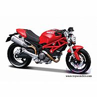Motorcycle - Ducati 969 Red