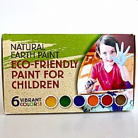 Eco-Friendly Paint For Children