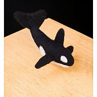 Orca Needle Felting Kit