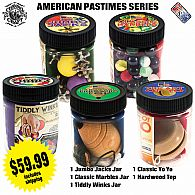 American Pastimes Drop Ship Package