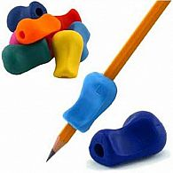 Pencil Grip (one - assorted colors)