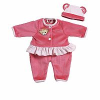 Play Time Pink Monkey Outfit