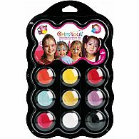 Face Painting Pallet - Princess