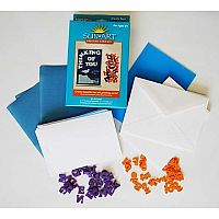 Sun Art Greeting Card Kit