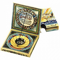 Maritime Pocket Sundial Kit