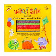 Wikki Stix Book of Wiggles