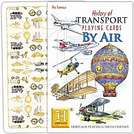 Transport By Air Playing Cards