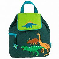 Quilted Backpack Dino New