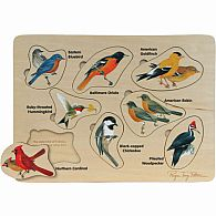 Backyard Birds Puzzle
