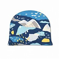 Blue Mountains Baby Hat